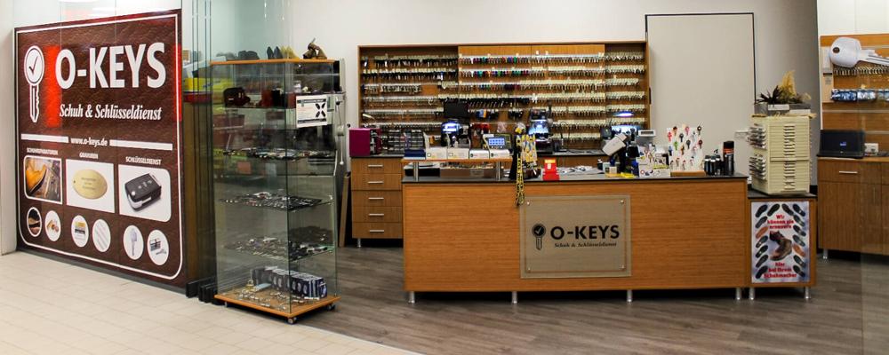O-Keys Schlüsseldienst - Laden Pfungstadt