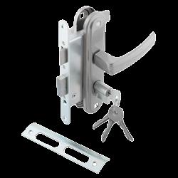 O-Keys Schlüsseldienst - Schließanlage