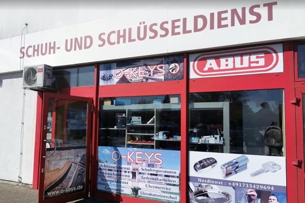 O-Keys Filiale Griesheim